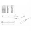 Светодиодный светильник FPL 01-58-850
